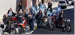 Women-Motorcyclists