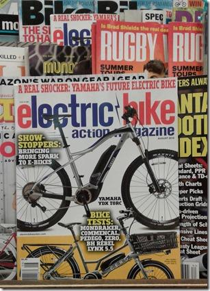 Bicycles vs Motorcycles (2)